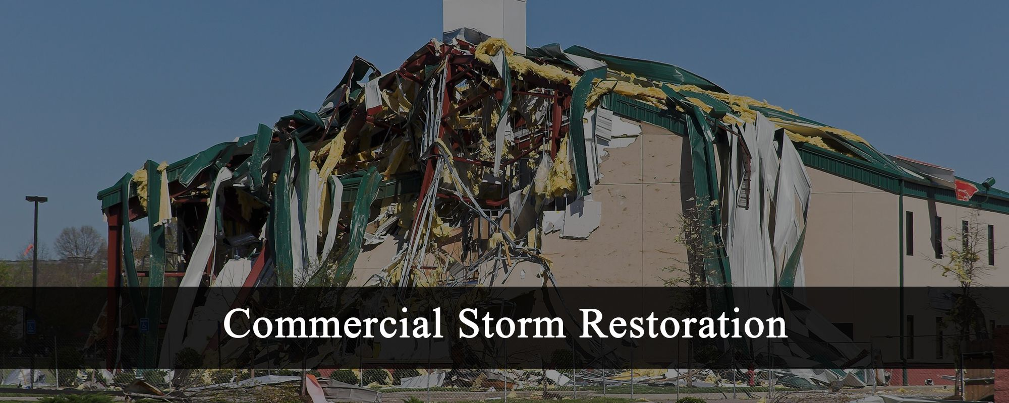 storm restoration contractor